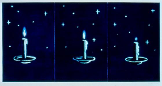 Night Light, Richard Bosman. 1992
