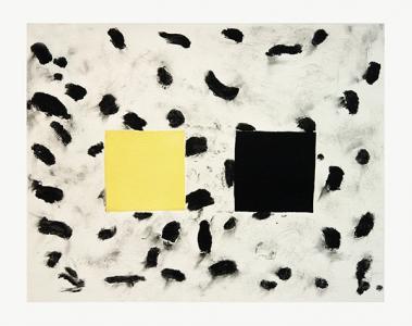 Dalmatian Print, Katherine Bradford. 1993