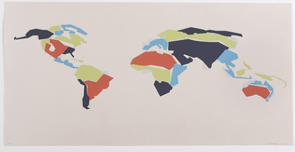 Arbitrary World, Suzanne Caporael. 2007