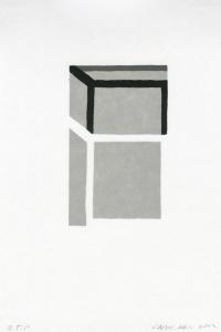 Dynamics (Vandercook Suite), Suzanne Caporael. 2013