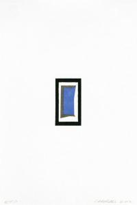 Form (Vandercook Suite), Suzanne Caporael. 2013