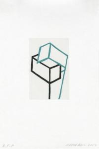 Harmony (Vandercook Suite), Suzanne Caporael. 2013