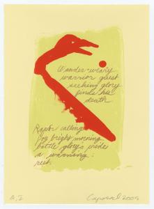 Raptor Calling (Beowulf Suite), Suzanne Caporael. 2009
