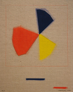 Red, Yellow, Blue, Suzanne Caporael. 2010