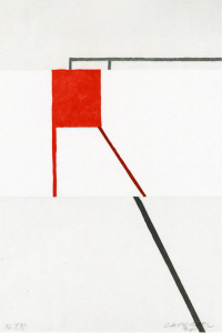 Texture (Vandercook Suite), Suzanne Caporael. 2013