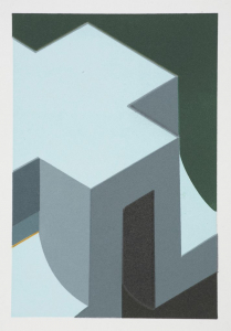 Component I, Robert Cottingham. 2008