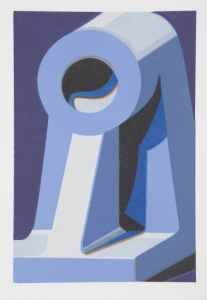 Component XXIV, Robert Cottingham. 2008