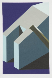 Component XXVIII, Robert Cottingham. 2008