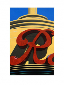 An American Alphabet: R, Robert Cottingham. 2002