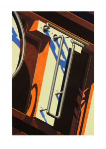 An American Alphabet: T, Robert Cottingham. 2003