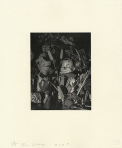 Untitled (Pinocchio), Jim Dine. 2005
