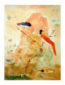Adagio Mountain Birds, Valentina DuBasky. 2014