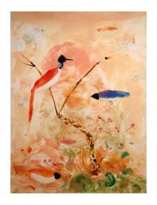 Allegro Mountain Birds, Valentina DuBasky. 2013