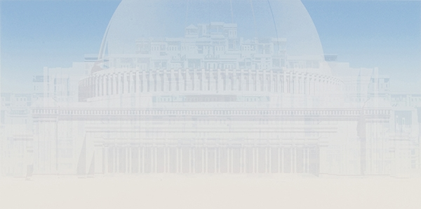 Dreamcastle (state II), Benjamin Edwards. 2005