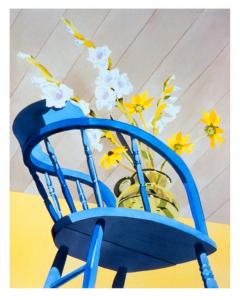Blue Chair, Sondra Freckelton. 1995