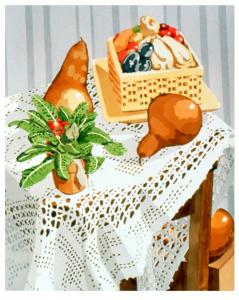 Pears, Sondra Freckelton. 1988