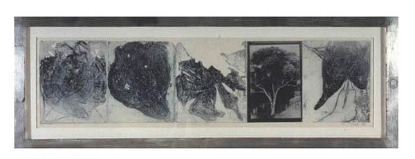 When a Tree Falls, Judy Pfaff. 1998
