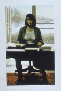 New York Writer, Carol Pylant. 1991
