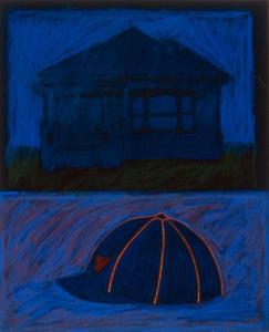 Cub Hat, Sam Richardson. 1996