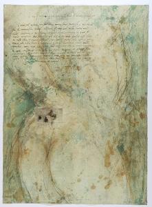 Spots & Stains (Leonardo's Horse), Jane Rosen. 2004