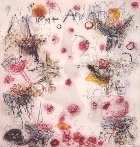ALTAR, Joan Snyder. 2009