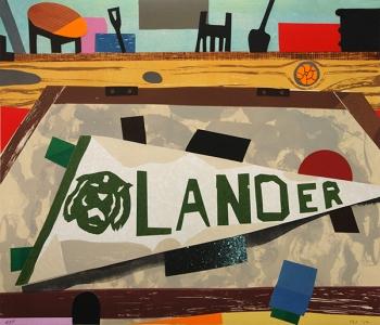Lander, T.L. Solien. 2012