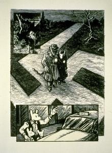 Crossroads, Art Spiegelman. 1997