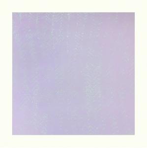 Violet Crochet Ripple, Michelle Grabner. 2015