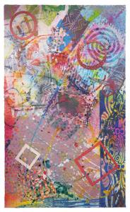 "Strange Winds Blow #6 ""Close Enough to Jazz"", William Weege. 2015"