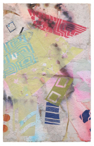 """Strange Winds Blow #14 """"Take Off Your Shoes"""", William Weege. 2015"""