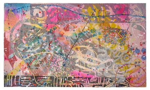 """Strange Winds Blow #26 """"The New Situation"""", William Weege. 2015"""