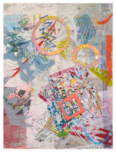 """Strange Winds Blow #35 """"Think Twice Before You Go"""", William Weege. 2015"""