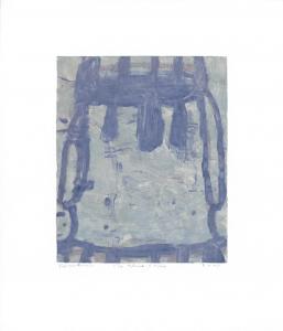 The Blue Cake (GK00 607.32), Gary Komarin. 2000