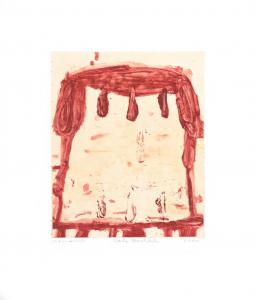 Cake Blood Red (GK00 607.29), Gary Komarin. 2000