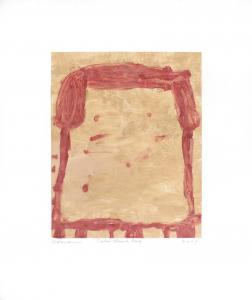 Cake Blood Red (GK00 607.34), Gary Komarin. 2000