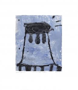 The Black Cake (GK00 607.33), Gary Komarin. 2000