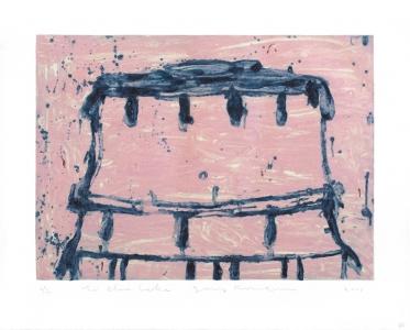 The Blue Cake (GK00 610), Gary Komarin. 2000