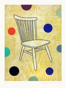 Empty Chair, Dan Rizzie. 2015