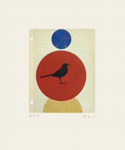 Little Tantric Bird, Dan Rizzie. 2015