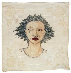 High Yella' Blue, e.v. 5/20, Alison Saar. 2016