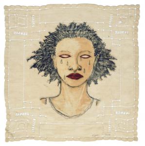 High Yella' Blue, e.v. 13/20, Alison Saar. 2016