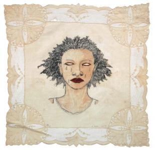 High Yella' Blue, e.v. 20/20, Alison Saar. 2016