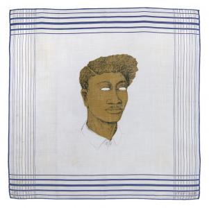 Redbone Blues [15/21], Alison Saar, 2017.