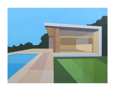 Pool House, Andy Burgess. 2016