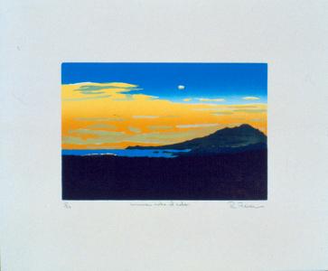 Amanecer Sobre el Cabo (Dawn Over the Cape), Rafael Ferrer. 1988