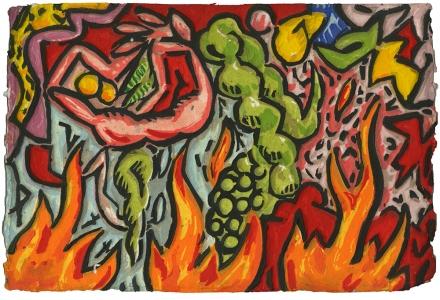Flip Side, Gronk. 1997