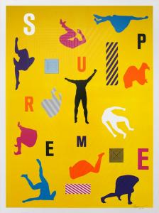 Supreme, Maser. 2014