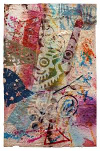 """Strange Winds Blow #5 """"Roll Around Heaven"""", William Weege. 2015"""