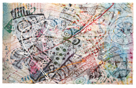 "Strange Winds Blow #9 ""Hooked on a Feeling"", William Weege. 2015"