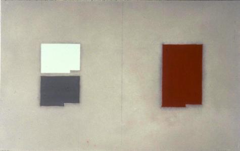O, Pb: red lead, Suzanne Caporael. 1999